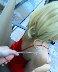 Фото спермы на женских телах — photo 13