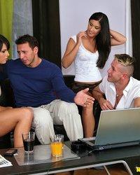 люблю! СПАСИБО Просмотр порно в хорошем качестве большом экране! После